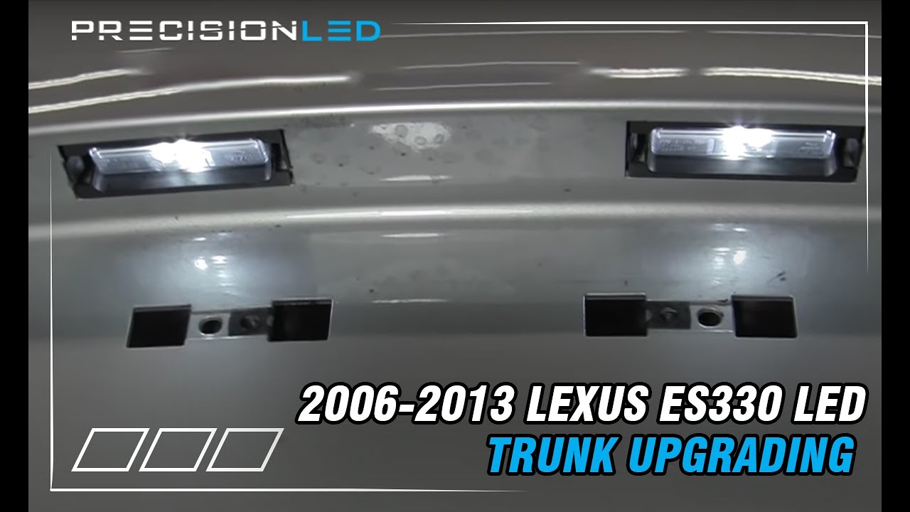 Hyundai Accent Led License Plate How To 2012 Present
