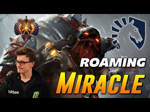 Miracle Pudge Roaming | Dota 2 Pro Gameplay