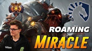 Miracle Pudge Roaming | Dota 2 Pro Gameplay