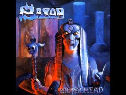 Saxon - Metalhead