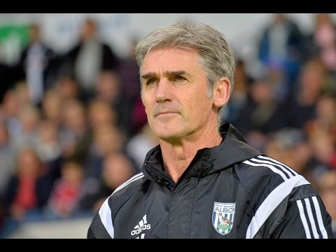 Alan Irvine previews West Bromwich Albion's Barclays Premier League fixture at Swansea