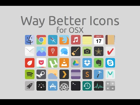 Way Better Mac Icons - Mac Tips & Tricks