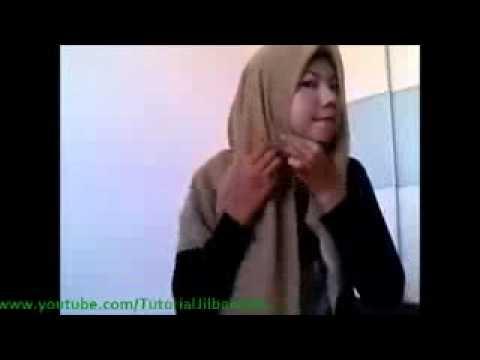 Belajar Jilbab AlaParama Iswari #4 #HijabParis - Ttorial Jilbab New;; #HIJABERS