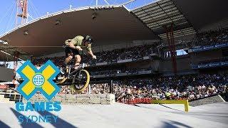 Alex Donnachie wins BMX Street gold | X Games Sydney 2018