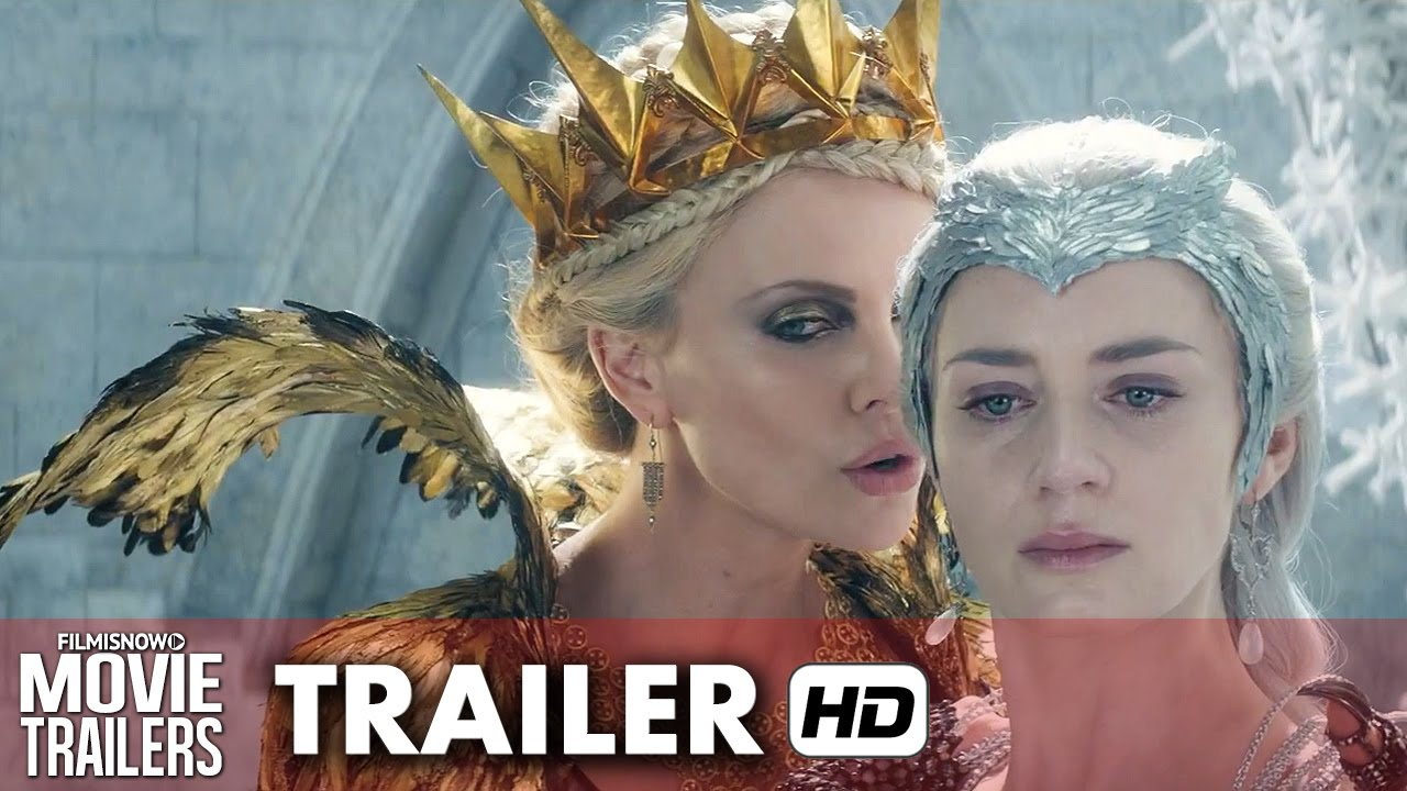 The Huntsman: Winter's War ft. Chris Hemsworth - Official Trailer (2016) HD