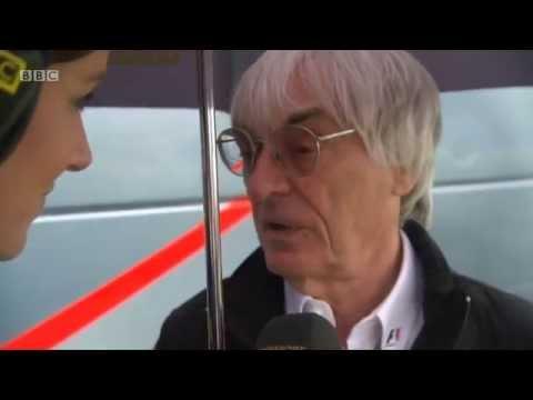 Awkward moments on F1