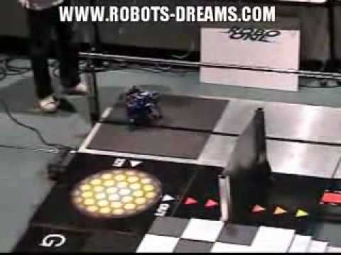 ROBO-ONE 4: Eagle Robot Contest