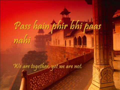 Jashn-e-bahaara Lyrics & Translation video