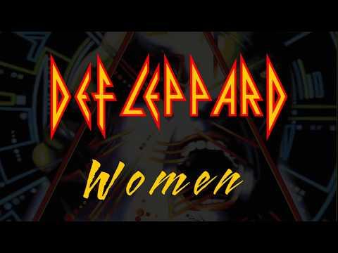 Def Leppard  Women Lyrics  Remaster