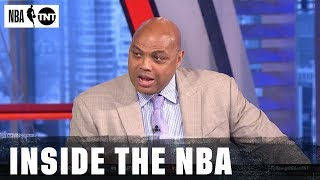 The Inside Crew Reacts to Kawhi Leonard's Historic Game 7 Buzzer-Beater   NBA on TNT