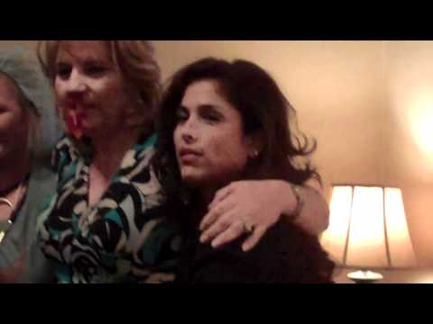 Mom's Halloween Party video