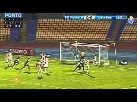 Segunda Liga 12/13 (16ªJ): FC Porto 2-1 Leixões (03-12-2012)