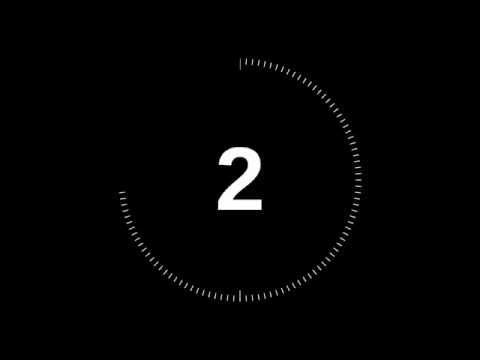 2 Minute Countdown Timer video
