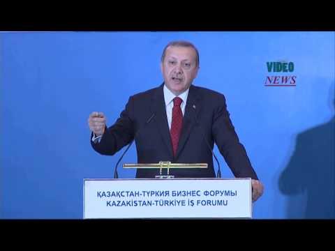 Turkish President Erdogan speaks over EP resolution on 1915 events