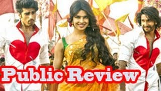 Gunday - Gunday Public Review | Hindi Movie | Arjun Kapoor, Ranveer Singh, Priyanka Chopra, Irrfan khan