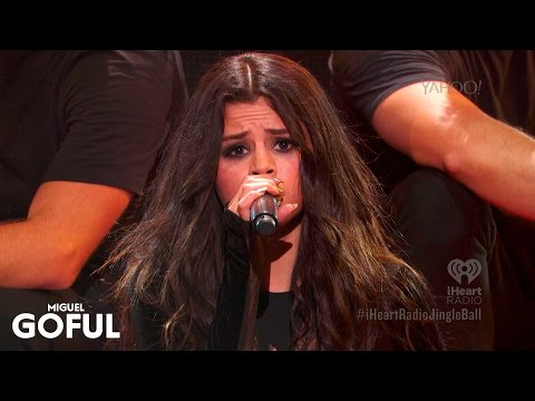 Selena Gomez - Kill Em With Kindness (Live IHeartRadio Jingle Ball 2015)