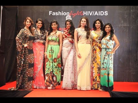 World Aids Day - Celebrity Fashion Runway by Red Ribbon Revolution