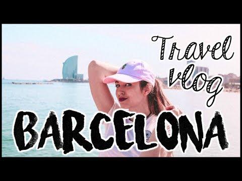 BARCELONA TRAVEL VLOG⎮Lady Scarlett