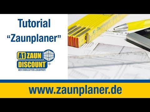 Zaunplaner-Tutorial