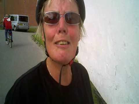 En sporty el-cykel
