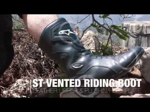 Alpinestars 4-in-1 Adventure Gear
