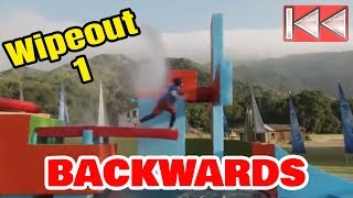 Wipeout Compilation 1 - BACKWARDS | Best Fails. 🙃