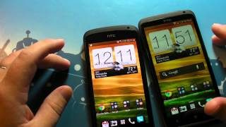 HTC One S initial walkthrough