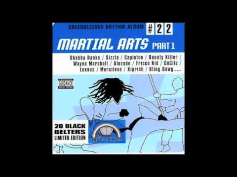 Martial Arts Riddim Mix (sensi Sound Juggling) video