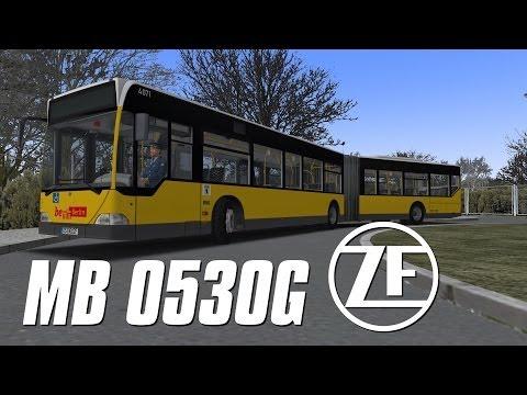 OMSI 2 - Mercedes-Benz O530G Citaro ZF 5HP500