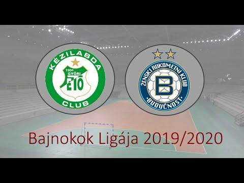 BL, Győri ETO KC - ZRK Buducnost, 2020. 02. 01.