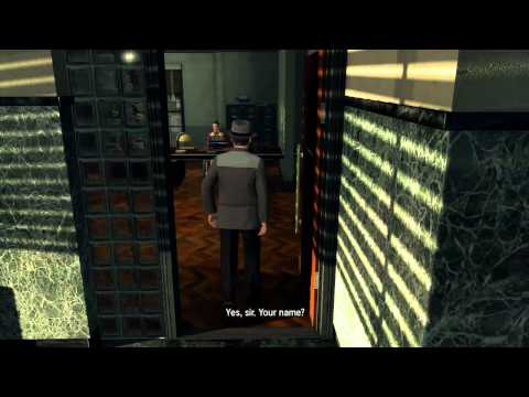 LA Noire - DLC Case - 5 Star - The Naked City - Part 1