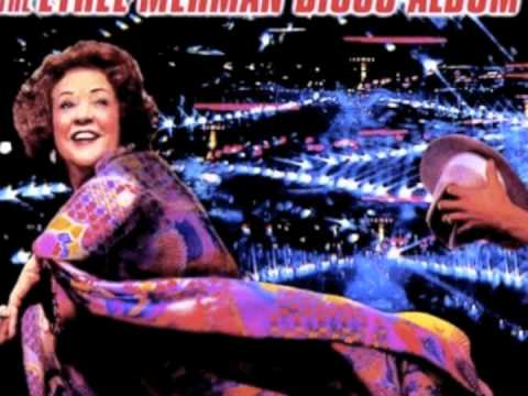 Ethel Merman coming up roses