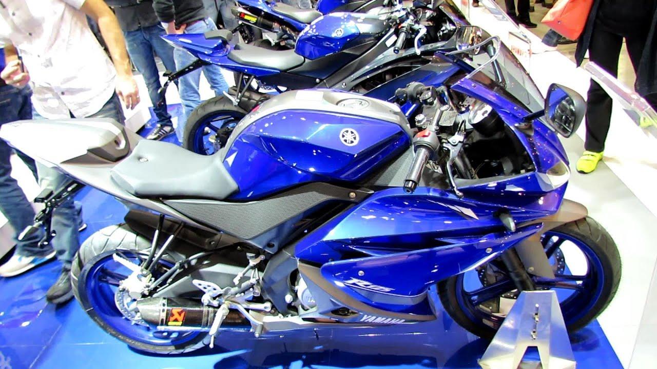 Yzf R125 2014 2014 Yamaha Yzf-r125