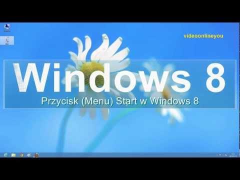 Przycisk (Menu) Start w Windows 8