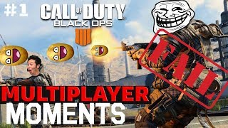 Multiplayer Fails and WTF Moments * Black Ops 4 *