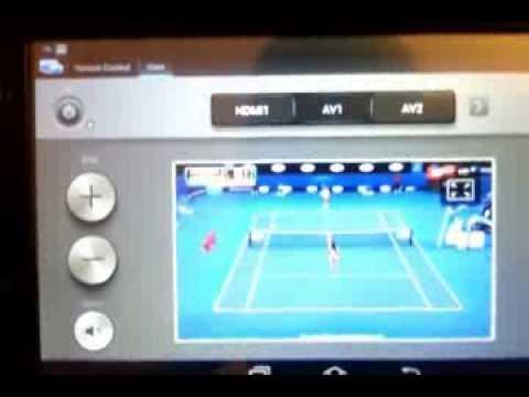 Como ver la TV en tu Tablet o SmartPhone (Wireless)