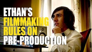 Set Life: The Six Stages of Filmmaking, Ep. 2 – Pre-Production