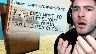 CAPTAINSPARKLEZ PRANK REVENGE (Deep End Survival #11)