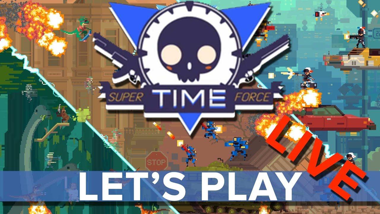 Super Time Force Wallpaper Super Time Force Eurogamer