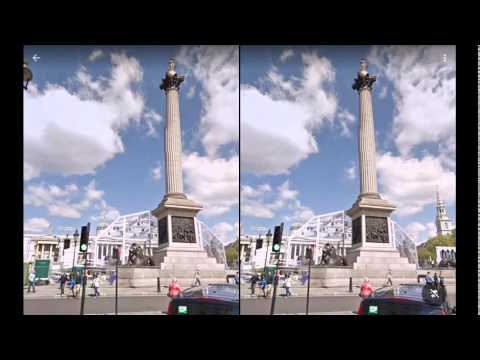 VR View On Google Maps Street View For Cardboard