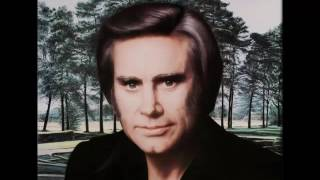 Watch George Jones If I Painted A Picture video