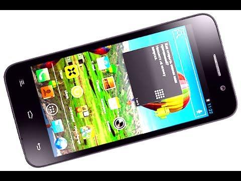 Fly Magic IQ446 - 4-ядерный смартфон - полный видео обзор