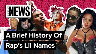 A Brief History Of Lil Names In Hip-Hop | Genius News