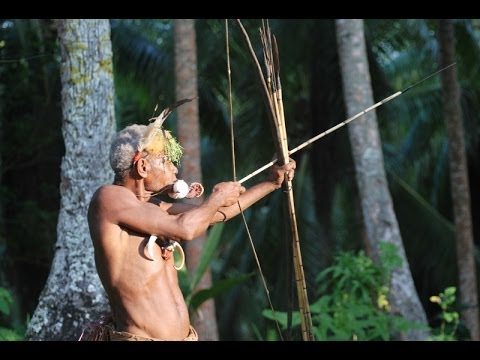 Papua New Guinea Documentary Interview with a Travel Writer (Sepik River, Malagan Culture)