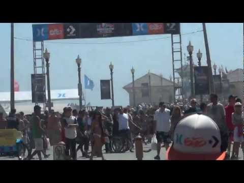 Us Open.....huntington Beach Ca 2011 Sexy Girls video