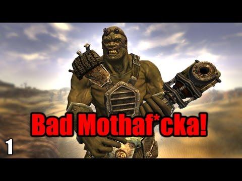 Fallout New Vegas Mods: Bad Mothaf*cka - Part 1