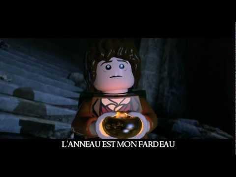 [Multi] Lego Le Seigneur des Anneaux - Trailer d'Annonce