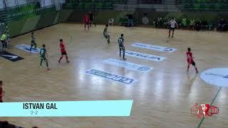 FTC Futsal-MVFC Berettyóújfalu 3-2