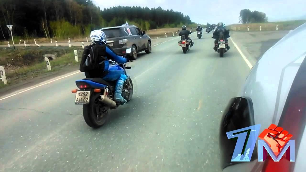 Авария в Белорецке 15 7 2 15 - YouTube