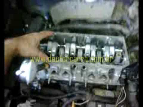 Dr CARRO Dica Clio regular válvula 8V balancin e Gol CHT etc